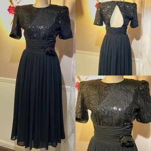 ✨Vintage✨ Sequin dress